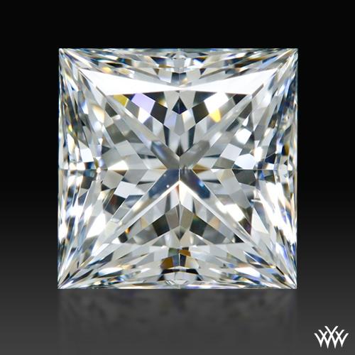 1.041 ct G VS2 A CUT ABOVE® Princess Super Ideal Cut Diamond