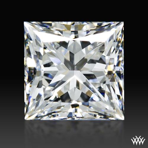 0.907 ct E VVS2 A CUT ABOVE® Princess Super Ideal Cut Diamond