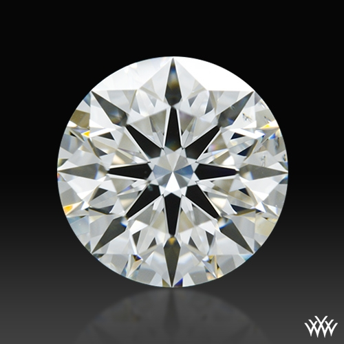 1.223 ct H VS1 A CUT ABOVE® Hearts and Arrows Super Ideal Round Cut Loose Diamond