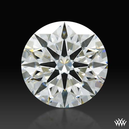 1.283 ct I VS2 A CUT ABOVE® Hearts and Arrows Super Ideal Round Cut Loose Diamond