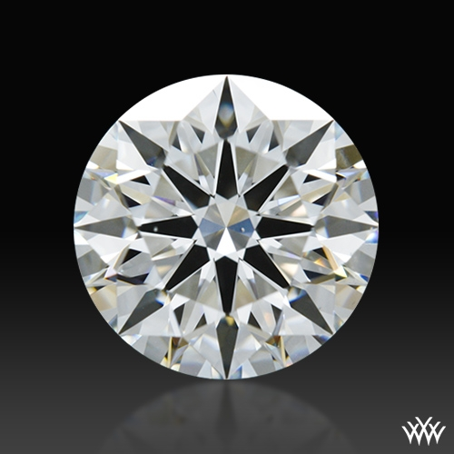 1.315 ct G VS1 A CUT ABOVE® Hearts and Arrows Super Ideal Round Cut Loose Diamond