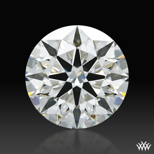 1.342 ct I VS2 A CUT ABOVE® Hearts and Arrows Super Ideal Round Cut Loose Diamond