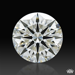 1.767 ct J VS2 A CUT ABOVE® Hearts and Arrows Super Ideal Round Cut Loose Diamond