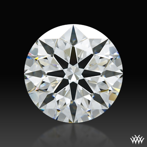 2.025 ct H VS2 A CUT ABOVE® Hearts and Arrows Super Ideal Round Cut Loose Diamond