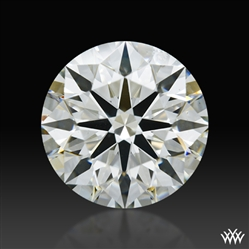 1.737 ct I SI1 A CUT ABOVE® Hearts and Arrows Super Ideal Round Cut Loose Diamond
