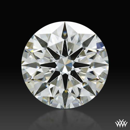 0.82 ct I SI1 A CUT ABOVE® Hearts and Arrows Super Ideal Round Cut Loose Diamond