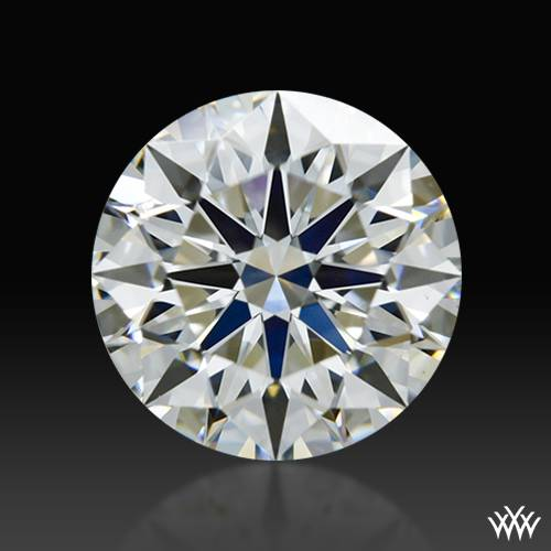 0.953 ct H SI1 A CUT ABOVE® Hearts and Arrows Super Ideal Round Cut Loose Diamond