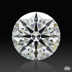 0.911 ct G VS2 A CUT ABOVE® Hearts and Arrows Super Ideal Round Cut Loose Diamond