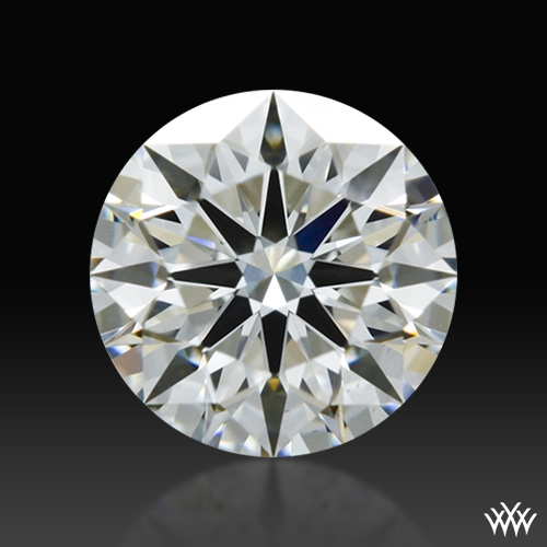 0.411 ct G VS1 A CUT ABOVE® Hearts and Arrows Super Ideal Round Cut Loose Diamond