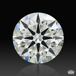 0.43 ct I VS2 A CUT ABOVE® Hearts and Arrows Super Ideal Round Cut Loose Diamond