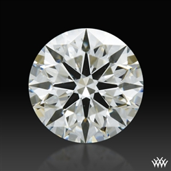 0.401 ct I VS2 A CUT ABOVE® Hearts and Arrows Super Ideal Round Cut Loose Diamond