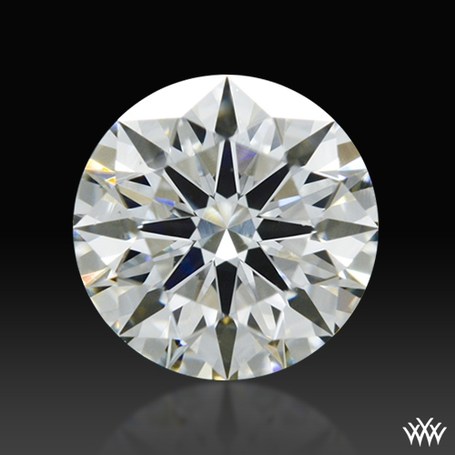 0.571 ct I VS2 A CUT ABOVE® Hearts and Arrows Super Ideal Round Cut Loose Diamond