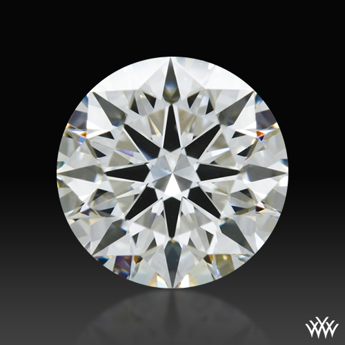 0.776 ct H VS2 Premium Select Round Cut Loose Diamond