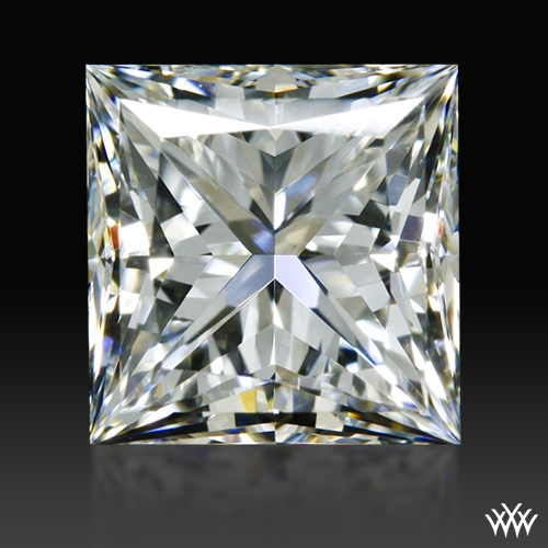 1.013 ct G VS1 A CUT ABOVE® Princess Super Ideal Cut Diamond
