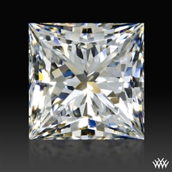 1.04 ct G VS2 A CUT ABOVE® Princess Super Ideal Cut Diamond