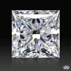 0.722 ct G VVS2 A CUT ABOVE® Princess Super Ideal Cut Diamond