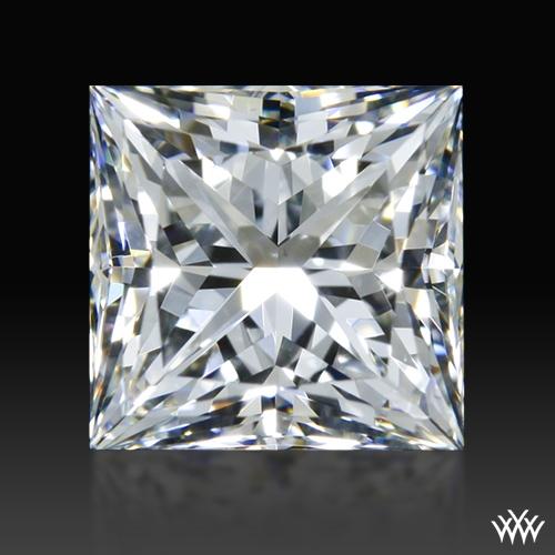 1.232 ct G VS2 A CUT ABOVE® Princess Super Ideal Cut Diamond