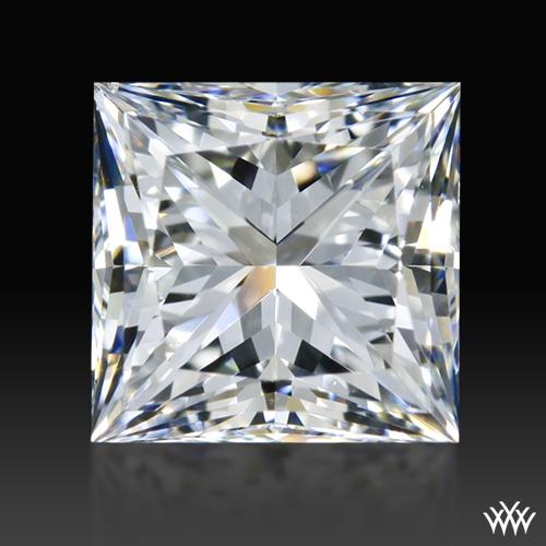 1.057 ct G VS2 A CUT ABOVE® Princess Super Ideal Cut Diamond