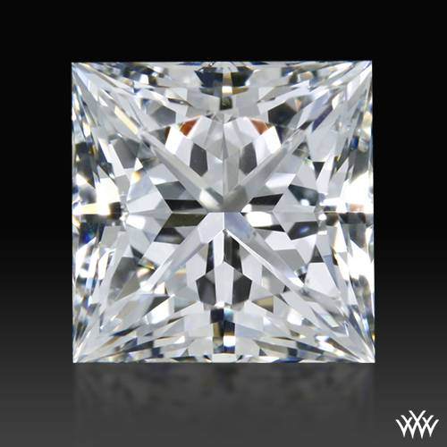 1.002 ct G VS2 A CUT ABOVE® Princess Super Ideal Cut Diamond