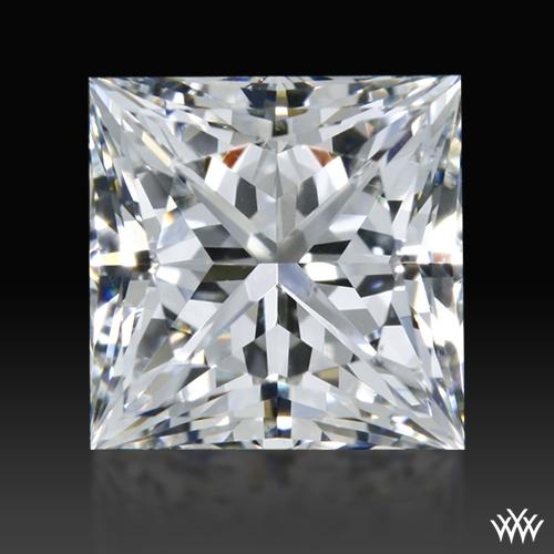 1.002 ct G VS2 A CUT ABOVE® Princess Super Ideal Cut Diamond
