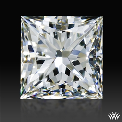 0.894 ct H VVS1 A CUT ABOVE® Princess Super Ideal Cut Diamond