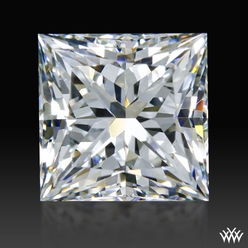 1.25 ct I VS1 A CUT ABOVE® Princess Super Ideal Cut Diamond