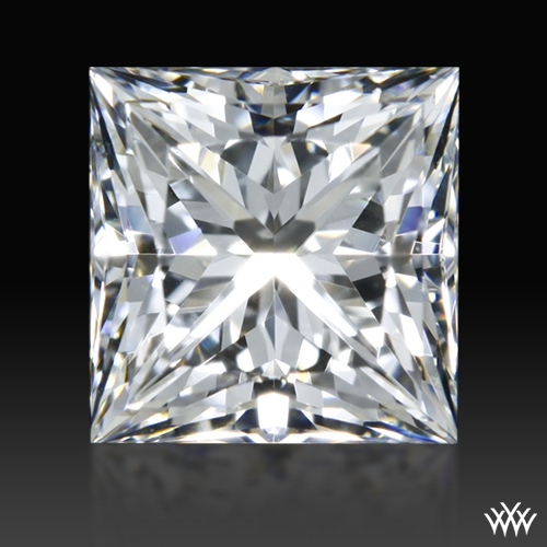 0.92 ct G VVS1 A CUT ABOVE® Princess Super Ideal Cut Diamond