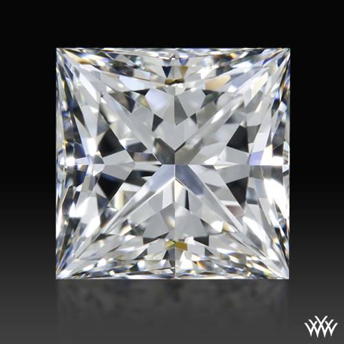 1.02 ct H VS1 A CUT ABOVE® Princess Super Ideal Cut Diamond