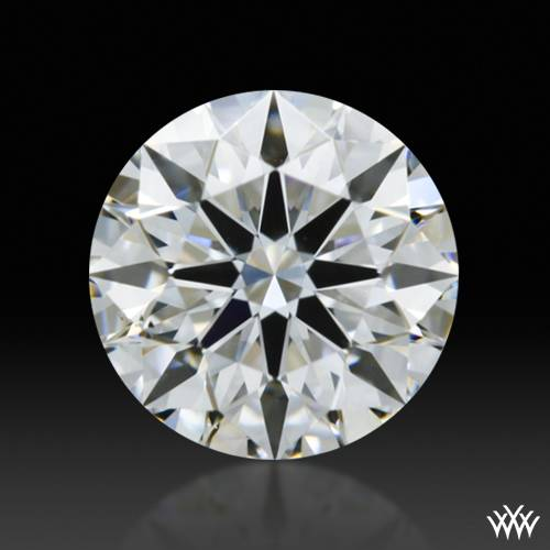 0.605 ct D VS2 A CUT ABOVE® Hearts and Arrows Super Ideal Round Cut Loose Diamond