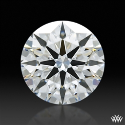 0.648 ct E SI1 A CUT ABOVE® Hearts and Arrows Super Ideal Round Cut Loose Diamond