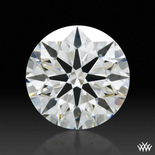 0.664 ct H SI1 A CUT ABOVE® Hearts and Arrows Super Ideal Round Cut Loose Diamond