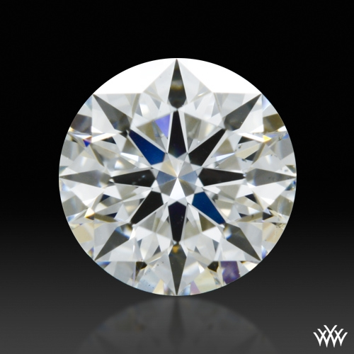 0.528 ct F VS2 Expert Selection Round Cut Loose Diamond
