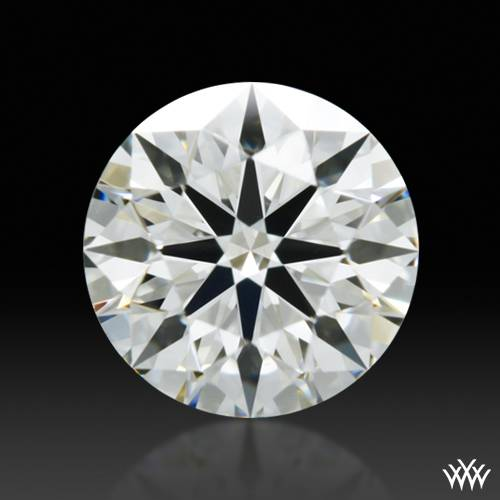 0.58 ct I VS2 A CUT ABOVE® Hearts and Arrows Super Ideal Round Cut Loose Diamond