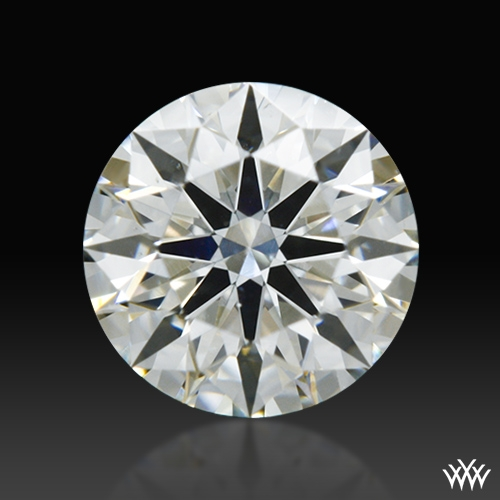 0.51 ct I SI1 A CUT ABOVE® Hearts and Arrows Super Ideal Round Cut Loose Diamond