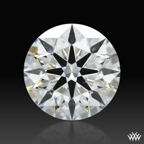 0.413 ct E VS2 A CUT ABOVE® Hearts and Arrows Super Ideal Round Cut Loose Diamond