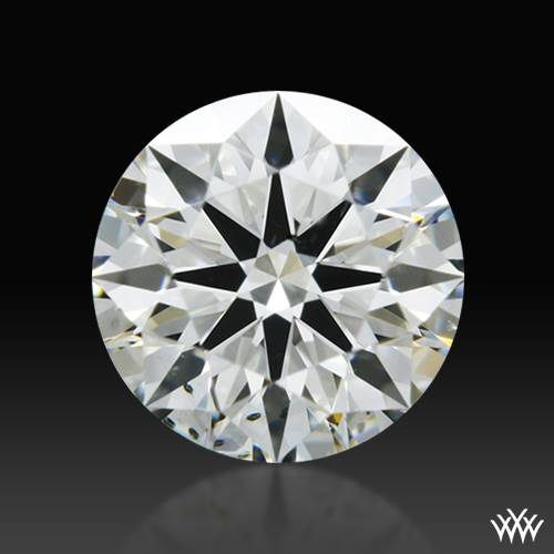 0.428 ct I SI1 A CUT ABOVE® Hearts and Arrows Super Ideal Round Cut Loose Diamond