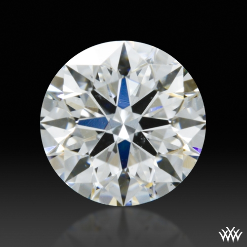 0.352 ct F SI1 Expert Selection Round Cut Loose Diamond