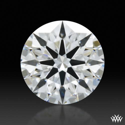 0.321 ct E VS2 A CUT ABOVE® Hearts and Arrows Super Ideal Round Cut Loose Diamond
