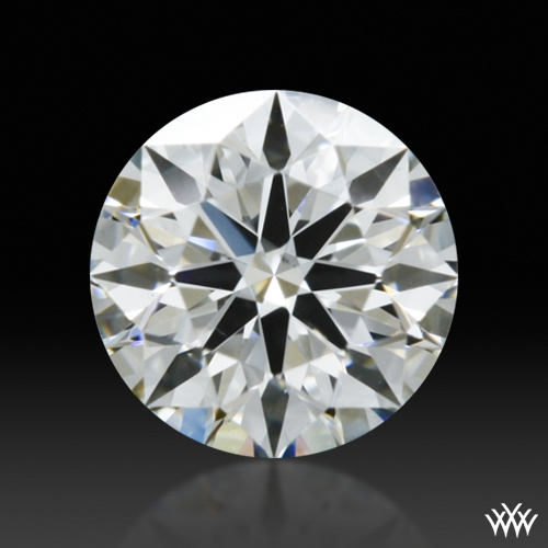 0.368 ct F SI1 Expert Selection Round Cut Loose Diamond