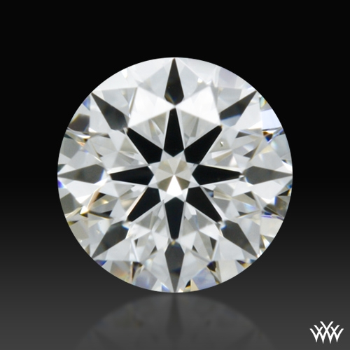 0.331 ct H SI1 A CUT ABOVE® Hearts and Arrows Super Ideal Round Cut Loose Diamond