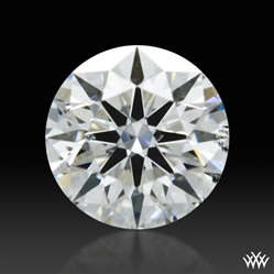 0.318 ct G SI1 A CUT ABOVE® Hearts and Arrows Super Ideal Round Cut Loose Diamond