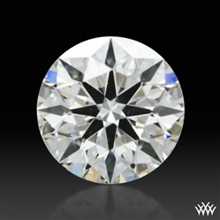 0.32 ct J VS2 A CUT ABOVE® Hearts and Arrows Super Ideal Round Cut Loose Diamond
