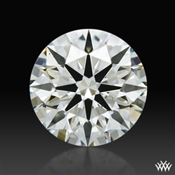 1.188 ct J VS2 A CUT ABOVE® Hearts and Arrows Super Ideal Round Cut Loose Diamond