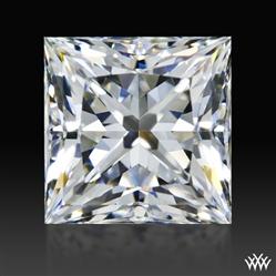 1.08 ct H VS2 A CUT ABOVE® Princess Super Ideal Cut Diamond
