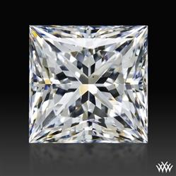 1.185 ct G VS2 A CUT ABOVE® Princess Super Ideal Cut Diamond