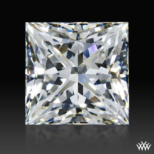1.131 ct G VS1 A CUT ABOVE® Princess Super Ideal Cut Diamond