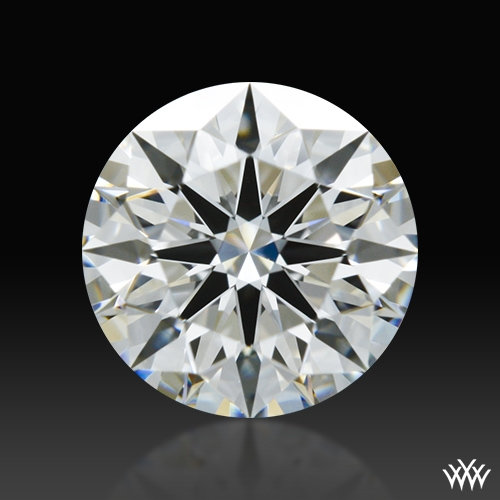 0.733 ct F IF A CUT ABOVE® Hearts and Arrows Super Ideal Round Cut Loose Diamond
