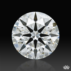 0.792 ct F IF A CUT ABOVE® Hearts and Arrows Super Ideal Round Cut Loose Diamond
