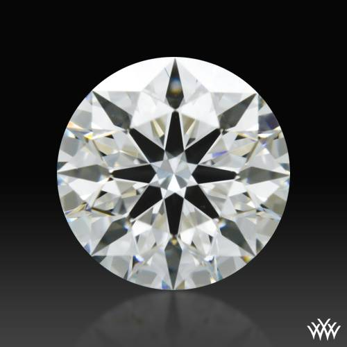 0.793 ct H VS1 A CUT ABOVE® Hearts and Arrows Super Ideal Round Cut Loose Diamond