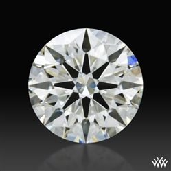 0.705 ct I VS2 A CUT ABOVE® Hearts and Arrows Super Ideal Round Cut Loose Diamond